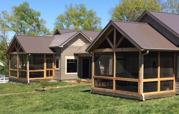 Our 8 New Cottages Opened In April Of 2016 And We Are Accepting  Reservations Year Round. Each Unit Has A Great Room, Two Bedrooms (2 Queen  Beds In Each), ...