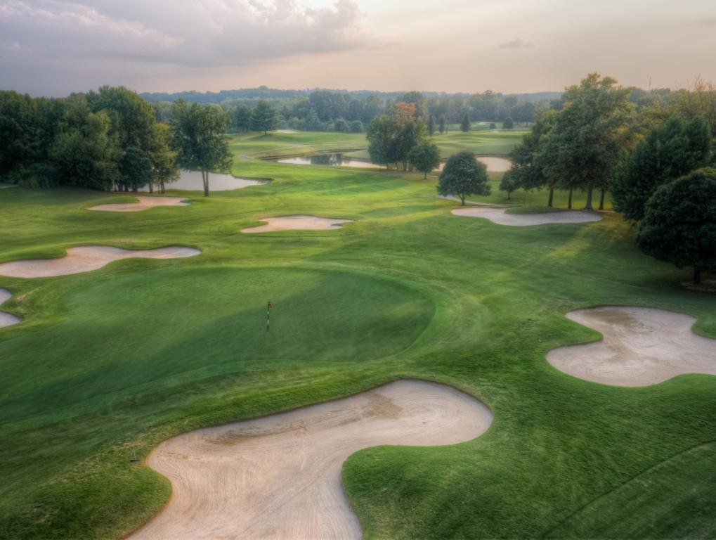 Hermitage Golf Course Nashville S